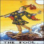 0:愚者 The Fool(チャレンジャー The Challenger )の意味と解説