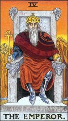 4:皇帝 The Emperor