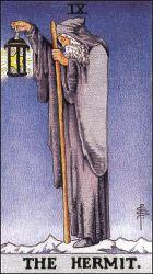 9:隠者 The Hermit