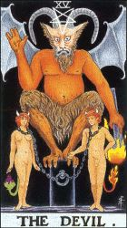 15:悪魔 The Devil