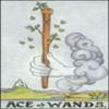 杖(ワンド Wands)1エース の意味と解説
