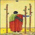 杖(ワンド Wands)3 の意味と解説
