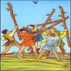 杖(ワンド Wands)5 の意味と解説